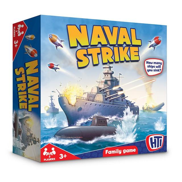 Naval strike game 3+ años