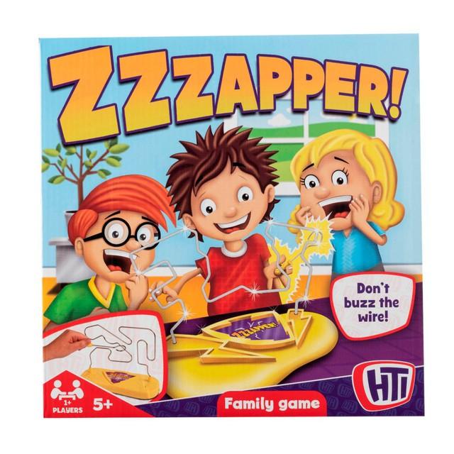 Zapper game 5+ años