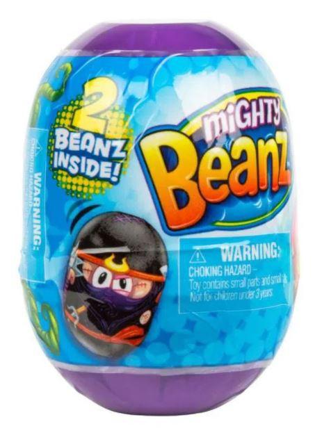 Mighty beanz x 2 cdu 5+ años