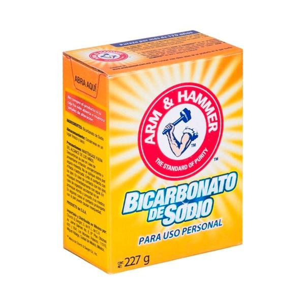 Bicarbonato de sodio puro