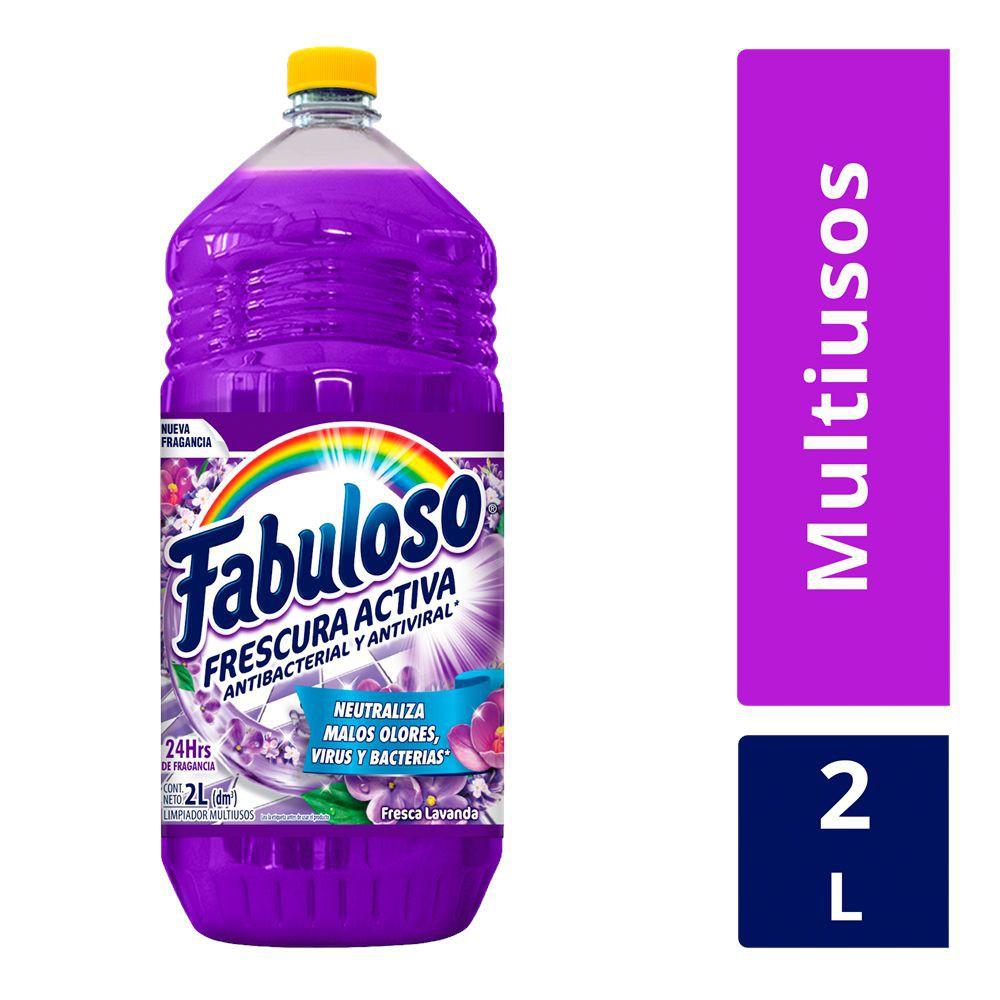 Limpiador líquido antibacterial