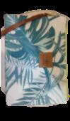 Clutch pequena com alça estampa 2 retangular 19cm x 13cm