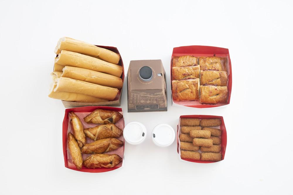 Vicky package 8 - breakfast box