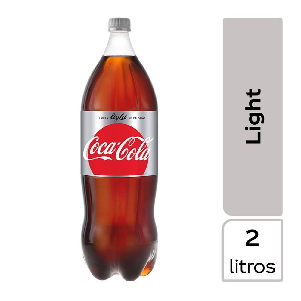 Refresco light sabor cola
