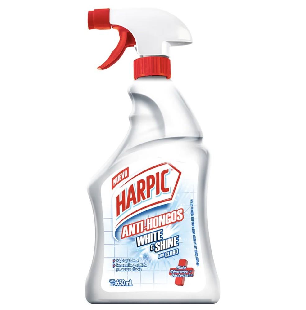Limpiador líquido para baños antihongos