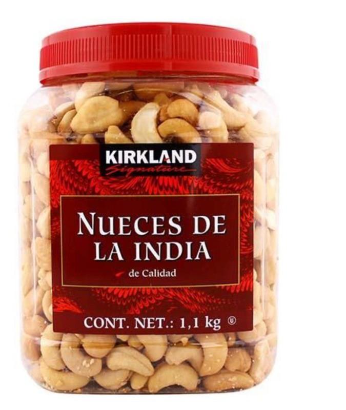 Nueces de la India