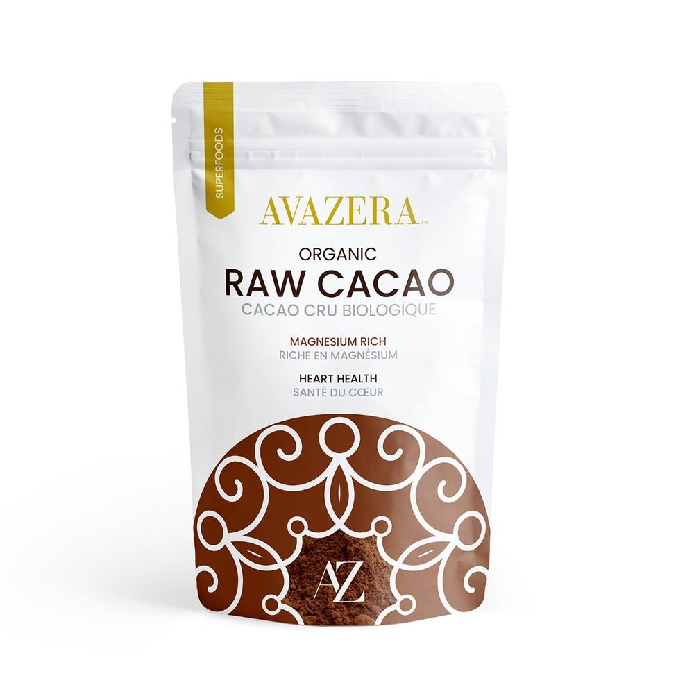 Avazera Organic Raw Cacao Powder