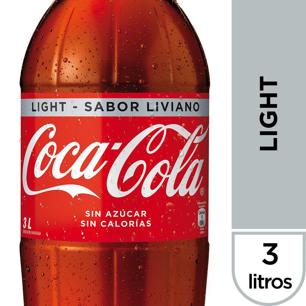 Bebida sabor light