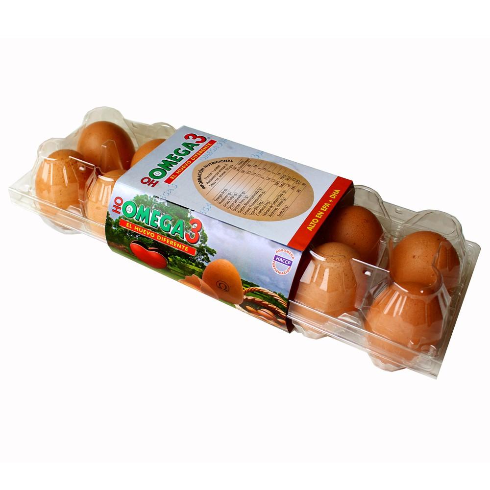 Huevos grandes color