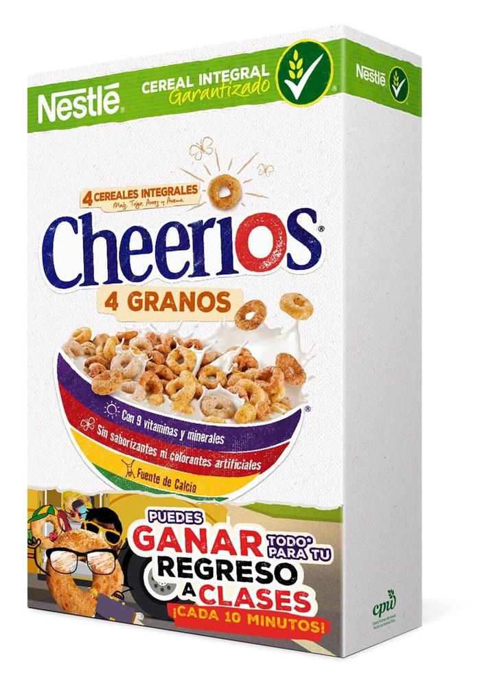 Cereal multigrano 4 granos