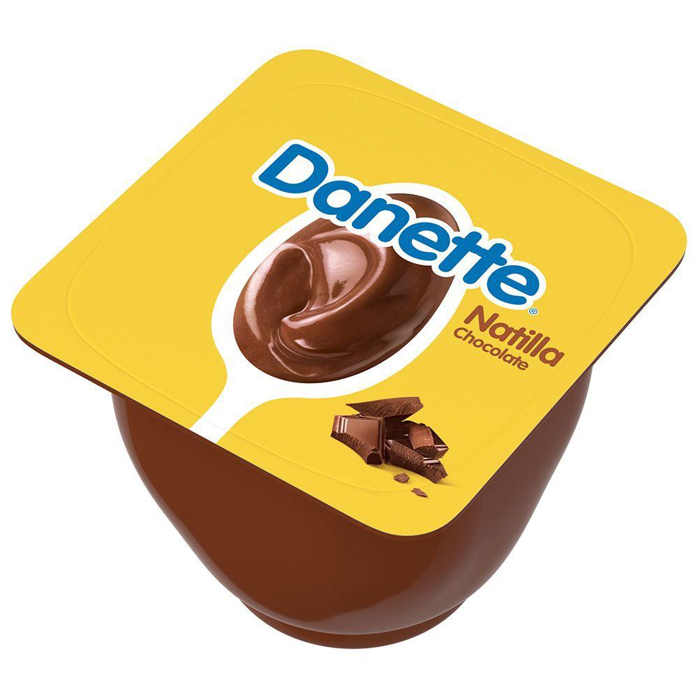 Natilla sabor chocolate