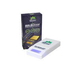 Gold gram balanza electrónica Caja con 1 balanza electrónica