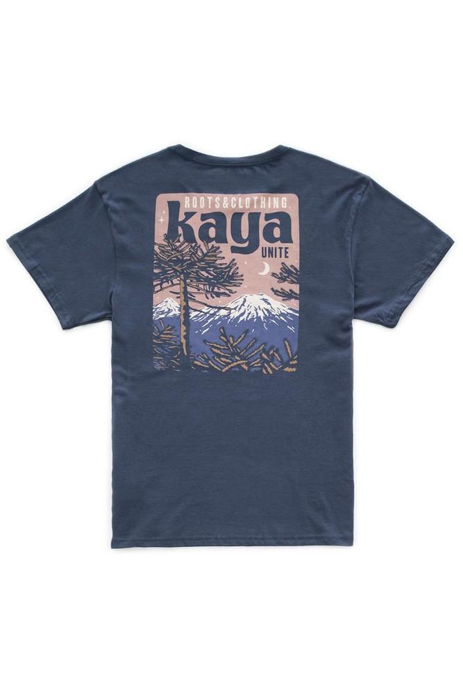 Tshirt lonqui blue m Talla M