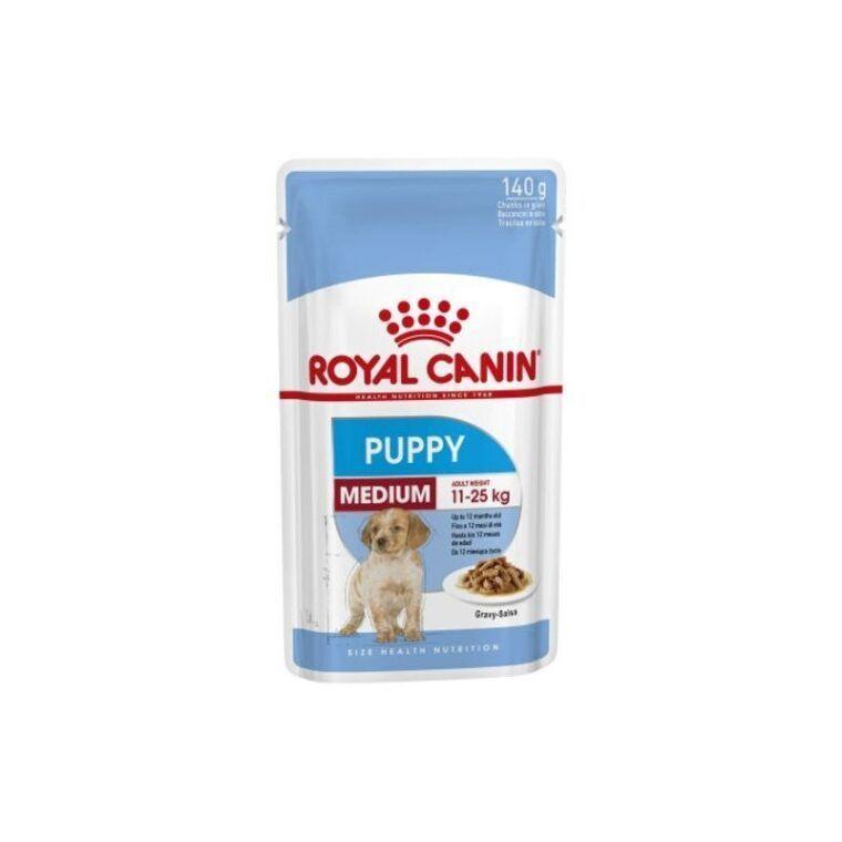 Medium puppy (pouch)