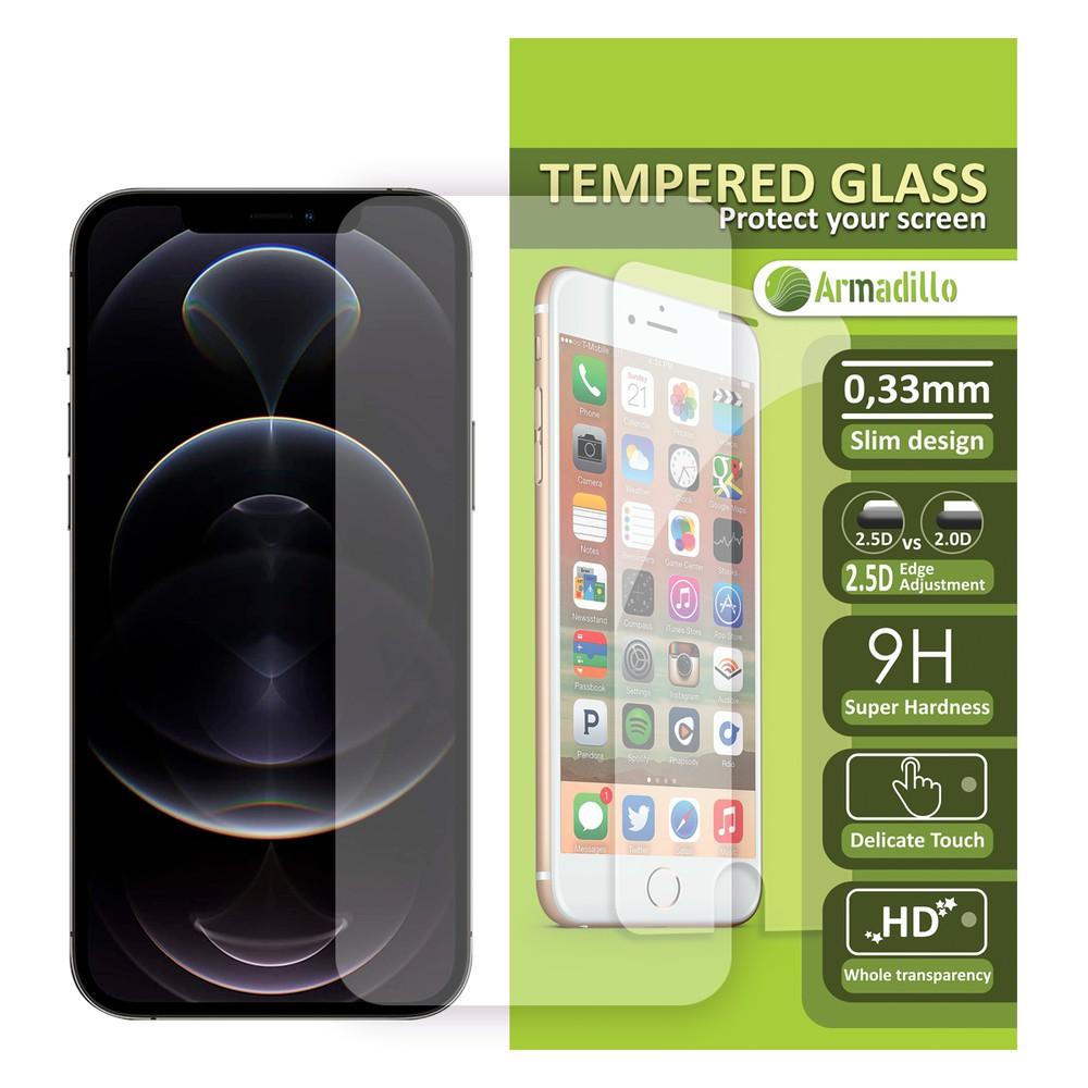 Templed Glass / Mica Vidrio iPhone 12 / 12 PRO Lamina