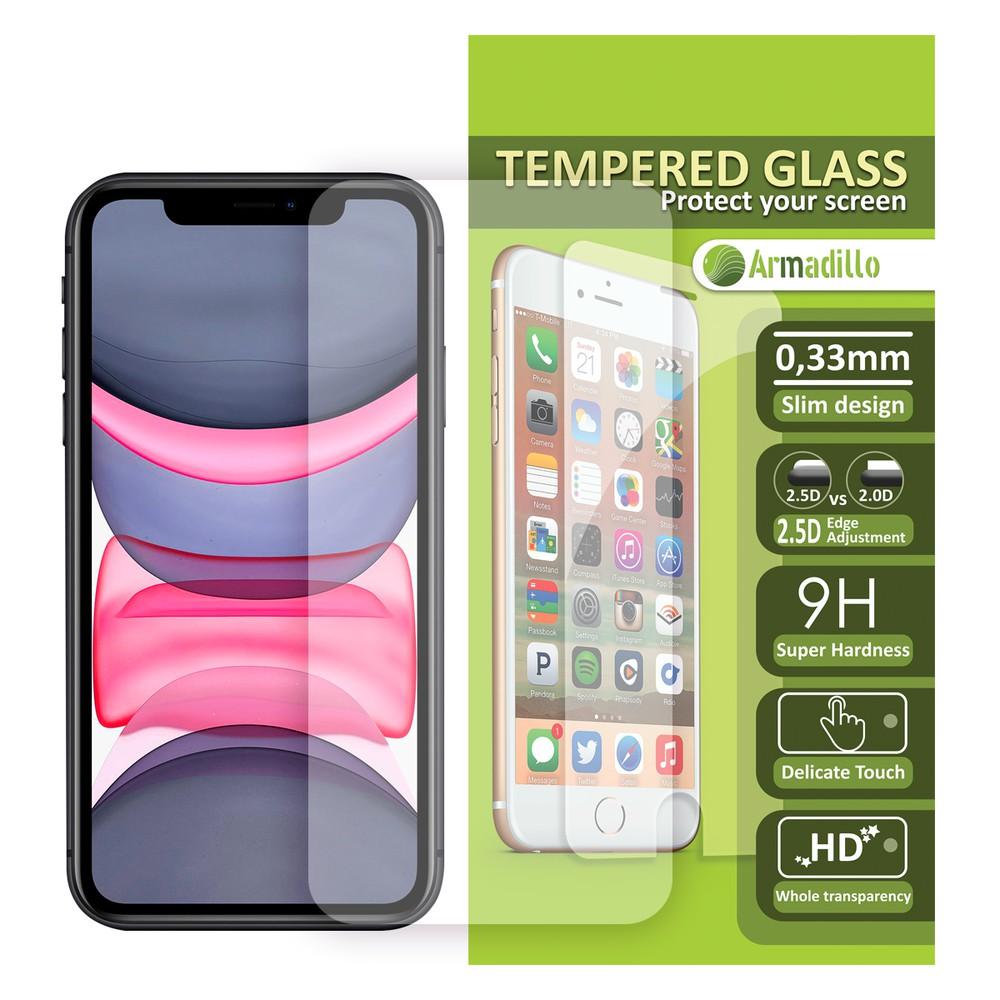 Templed Glass / Mica Vidrio iPhone 11