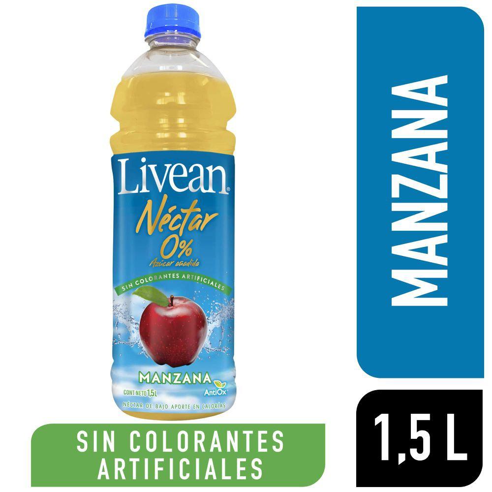Néctar sin azúcar de manzana
