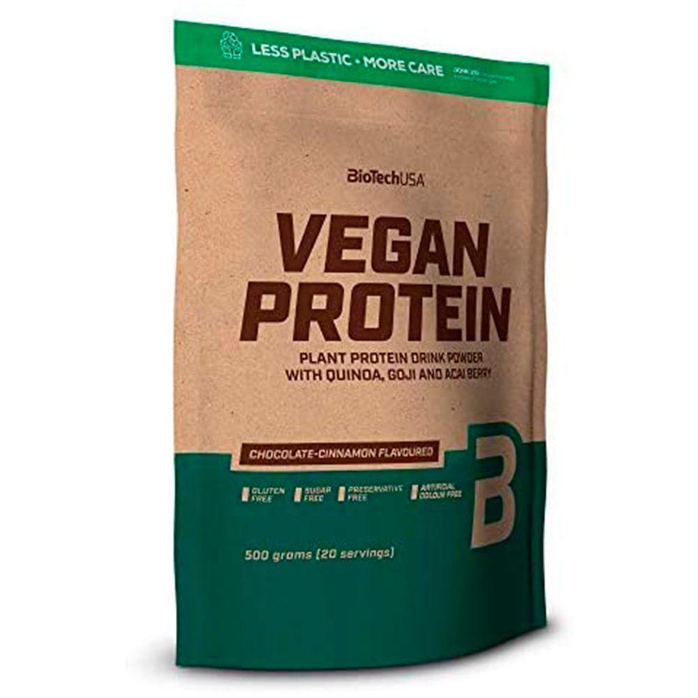 Vegan Protein sabor chocolate cinnamon