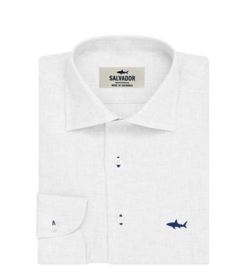 Camisa blanca L