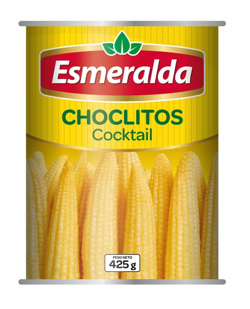 Choclitos cocktail