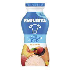 Iogurte líquido mix frutas