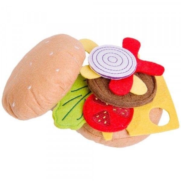 Set de hamburguesa