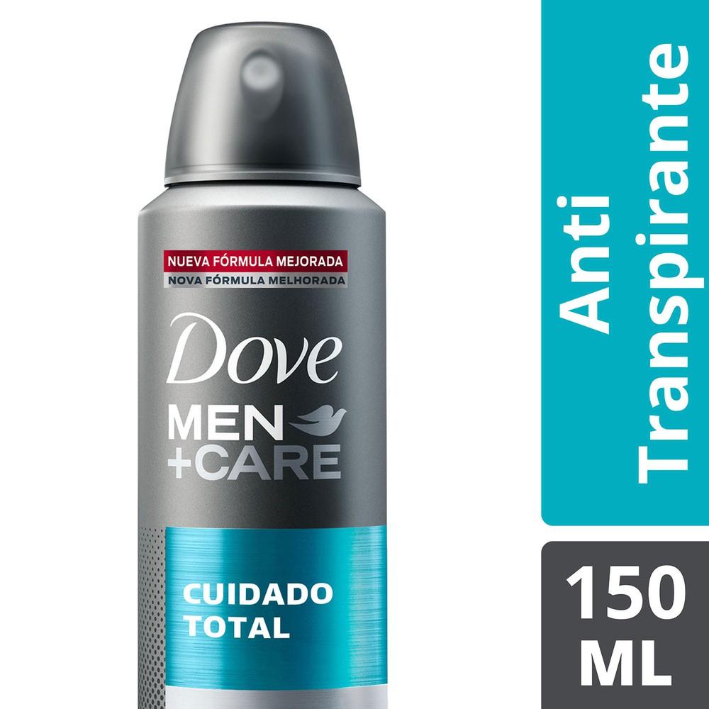 Antitranspirante Men spray cuidado total