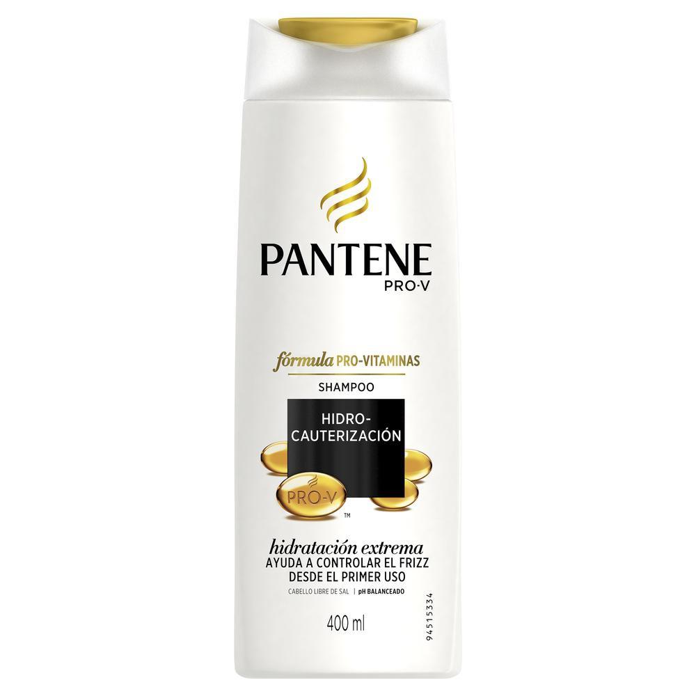 Shampoo Pro V hidrocauterización