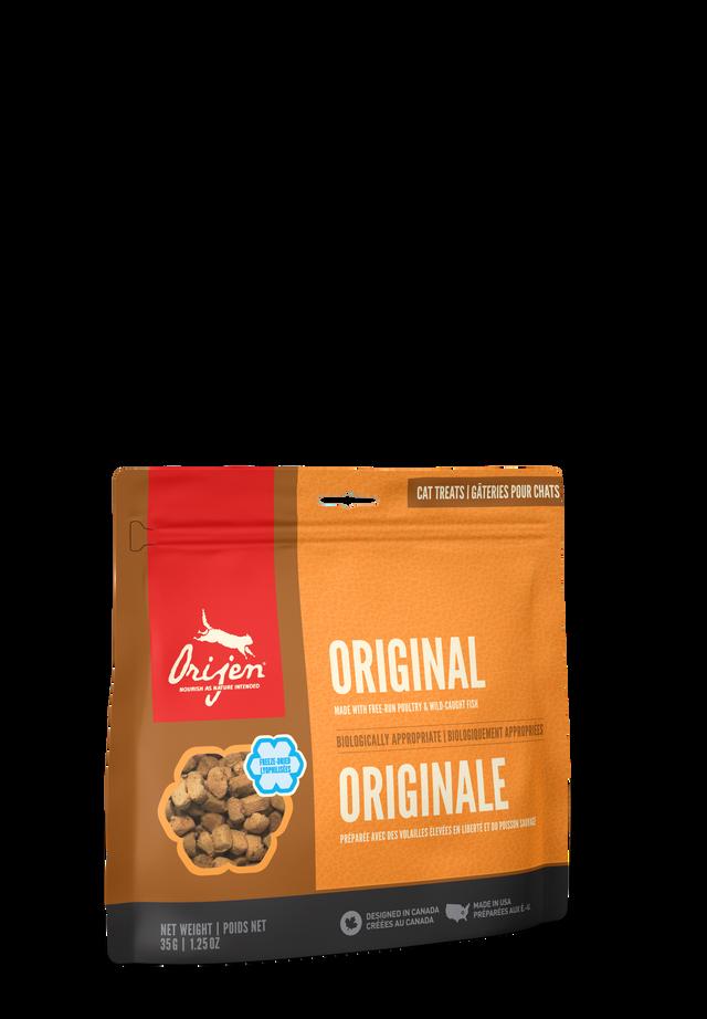 Original flavor cat treat -