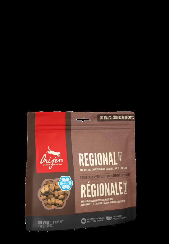 Regional red cat treat - 35 g