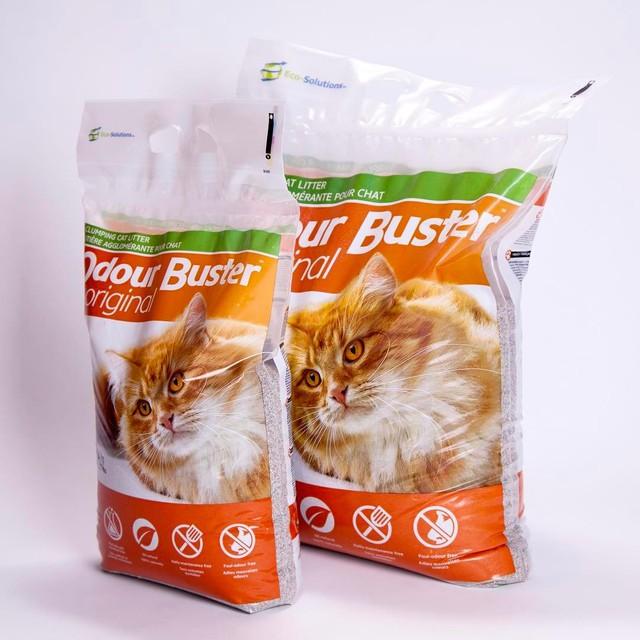 Cat litter -