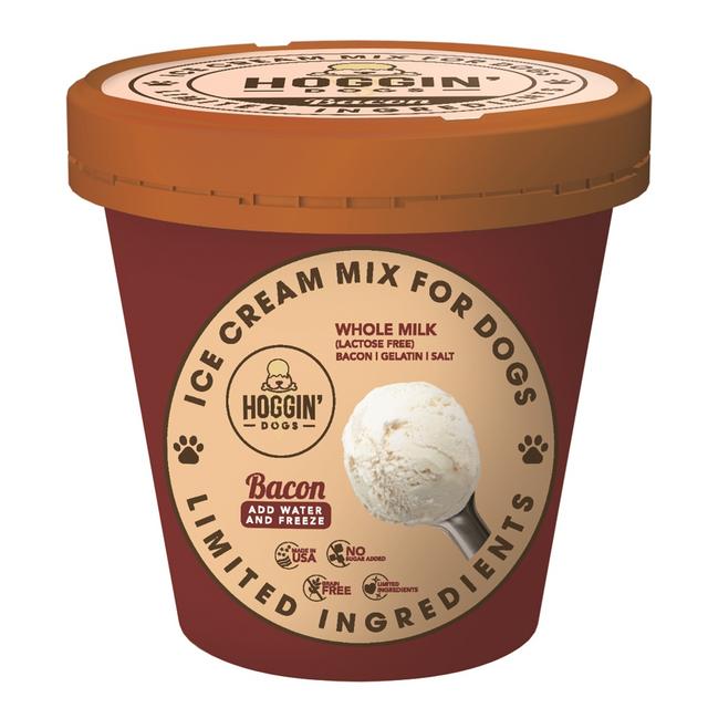 Hoggin' dogs ice cream mix - bacon -