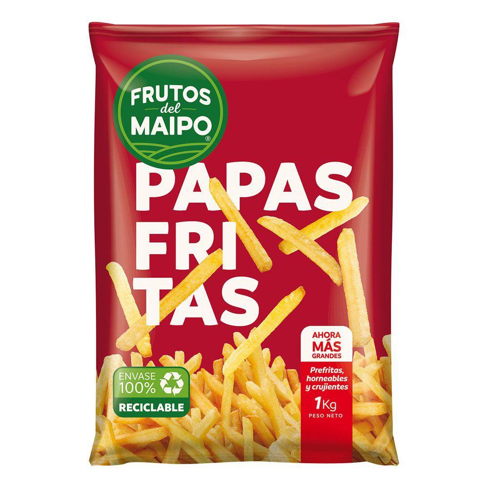 Papas prefritas