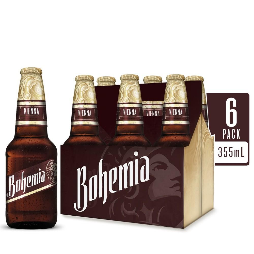 Cerveza premium vienna