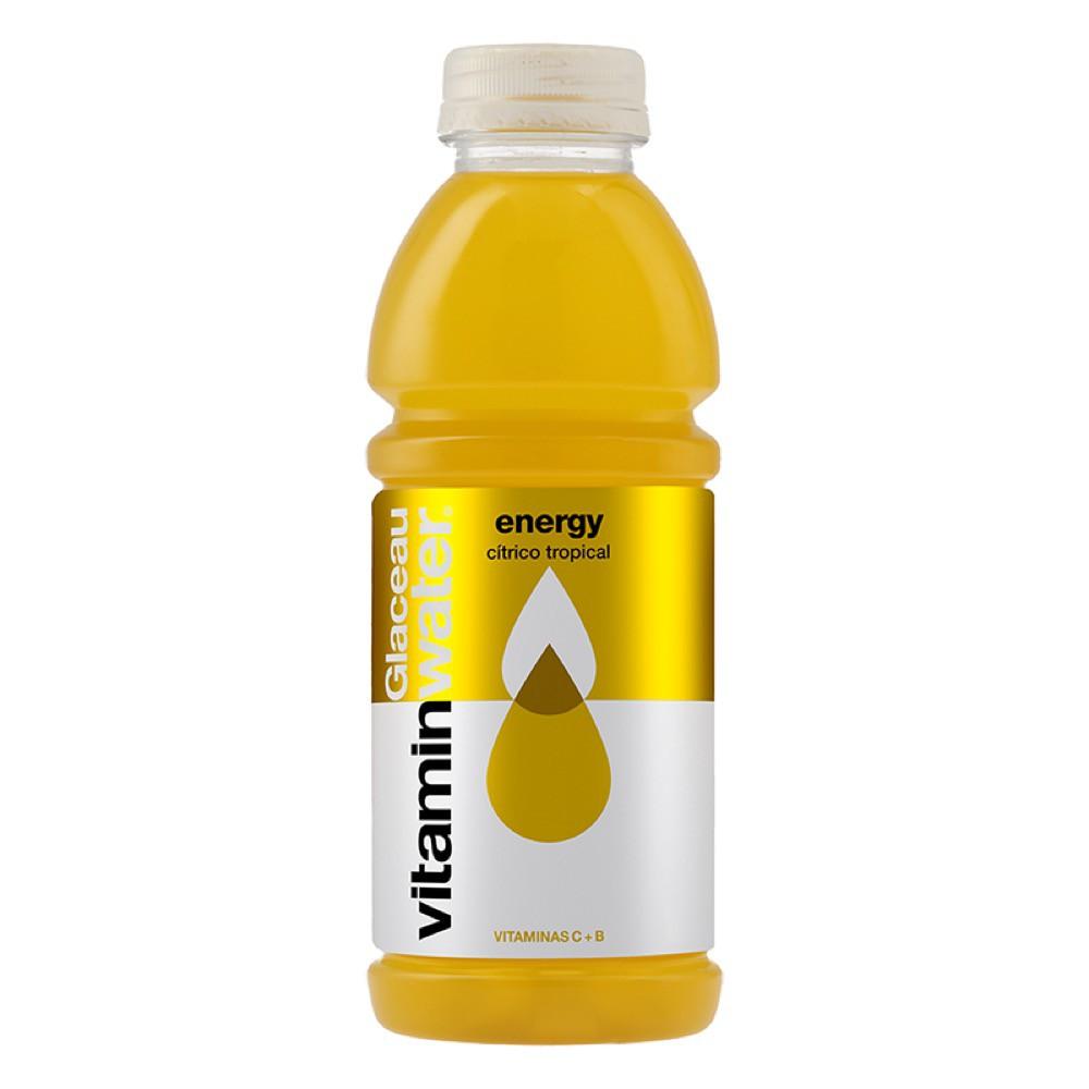 Bebida energética energy cítrico tropical