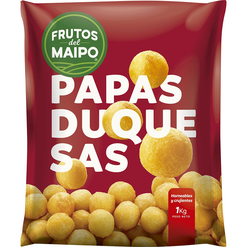 Papas duquesas