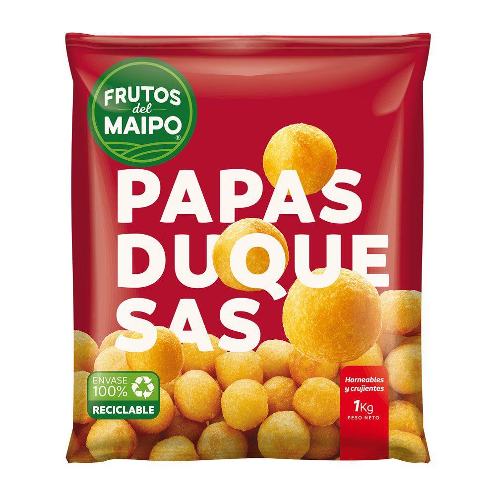 Papas duquesas