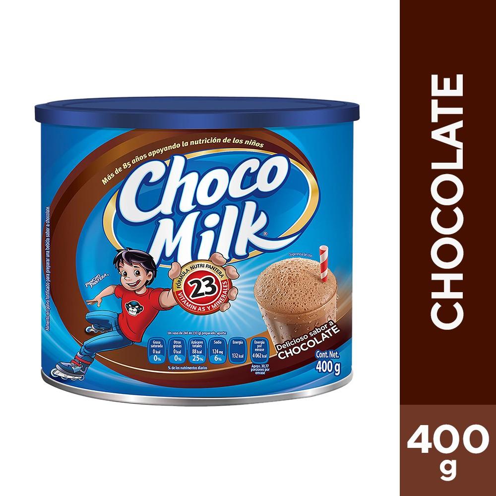 Saborizante de leche en polvo sabor chocolate