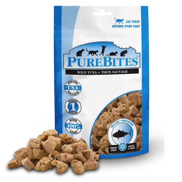 Tuna freeze dried cat treats
