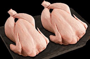 Pollo entero x 2 2 unidades (3.4 Kg aprox.)