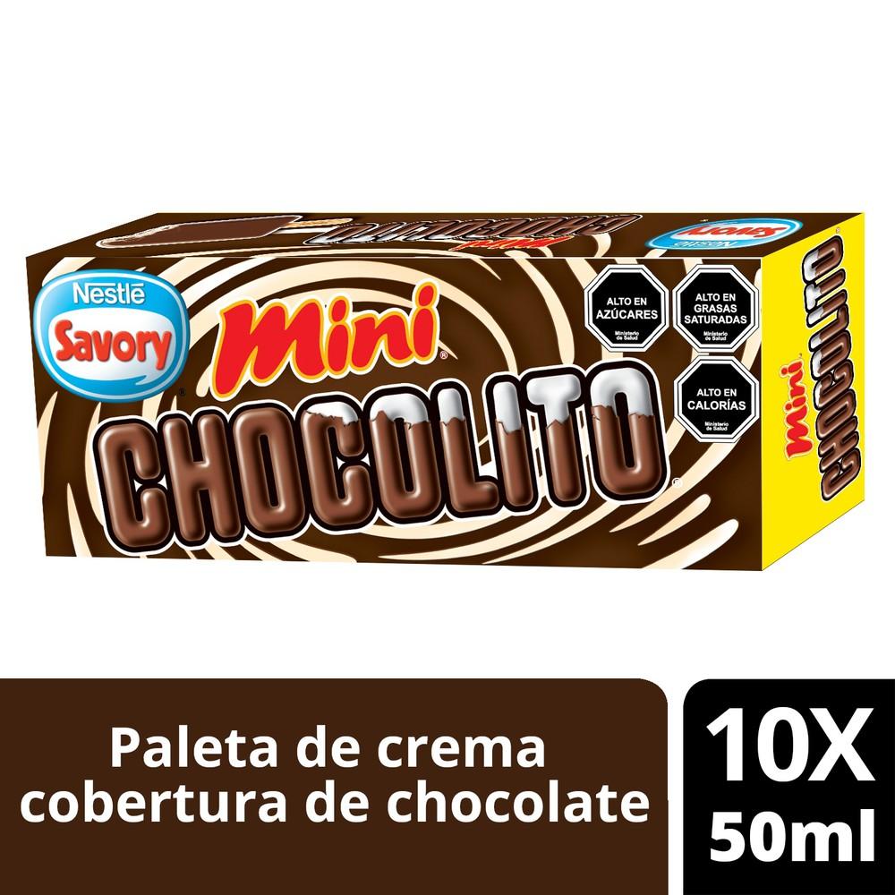 Helado mini Chocolito