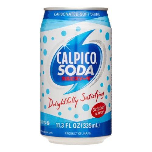 Calpico soda original flavor
