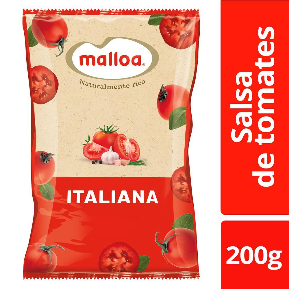 Salsa de tomate italiana