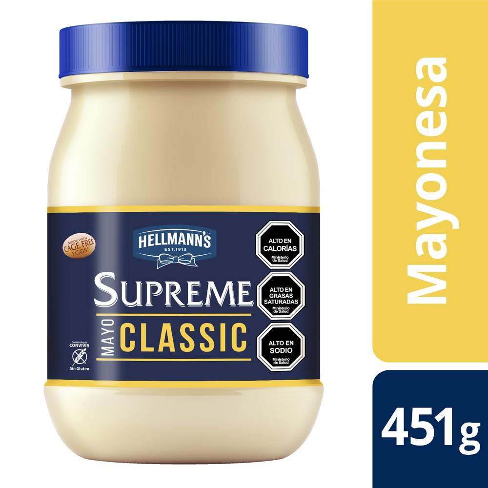 Mayonesa regular frasco