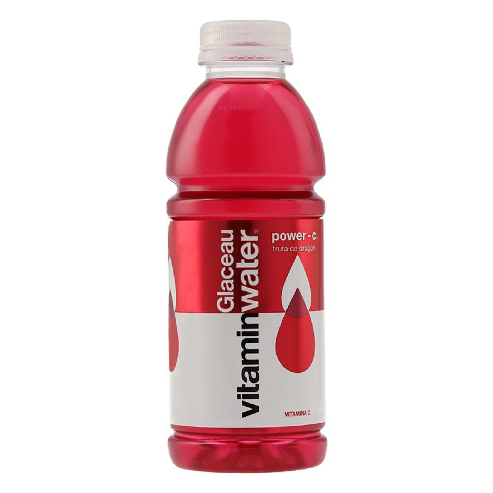 Bebida energética power c fruta de dragón