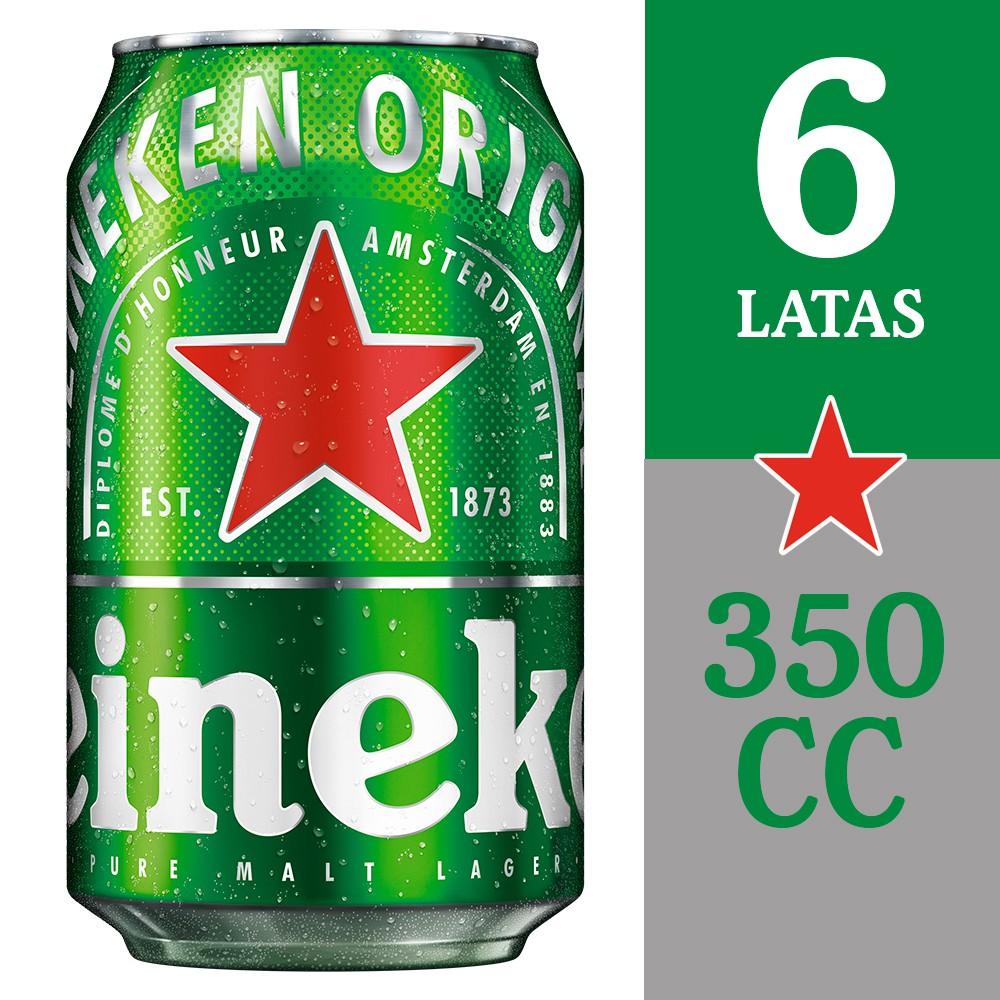 Pack cerveza lager