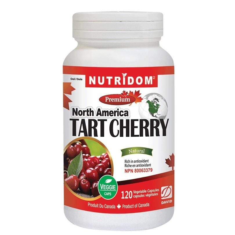 Tart cherry north american
