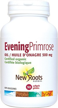 Evening primrose oil softgel 500 mg