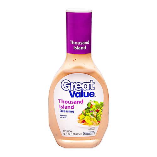 Aderezo 1000 Islas Botella 473 ml