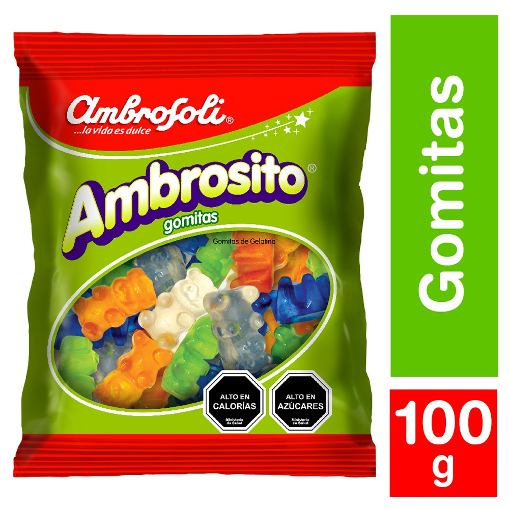 Gomitas Ambrosito